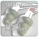 LD Systems MEI100 Wireless In Ear Monitor systems for guitar players: Speed Music: online or in-store